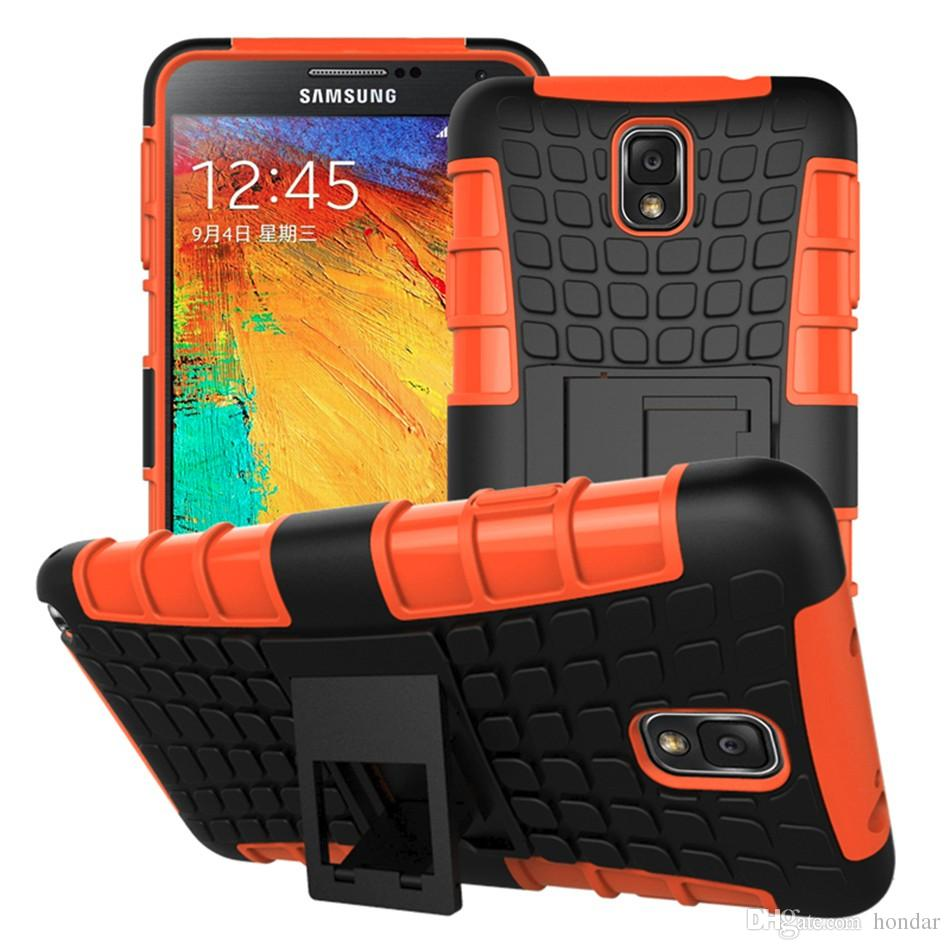 wholesale dealer 63045 2fc3d Factory sale for samsung galaxy s8 case with kickstand Tyre grain anti  crash phone case for Iphone x protective mobile case cover
