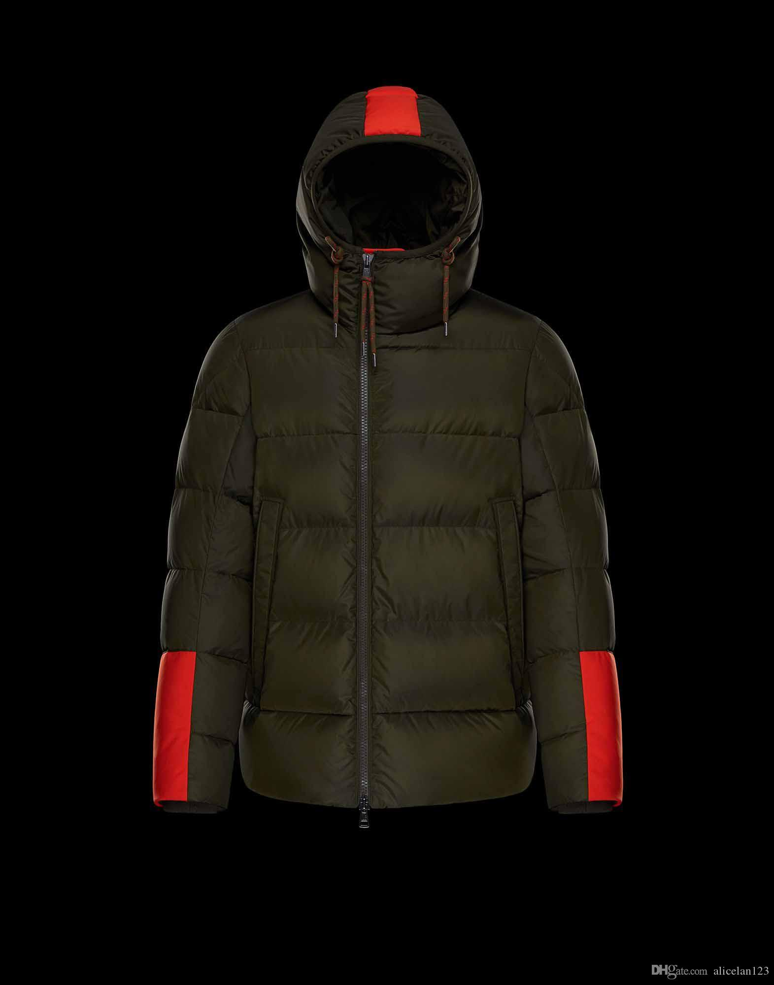 ab0c74492f34 Fashion New Style Top Brand Wholesale Winter New Down Winter Parkas ...