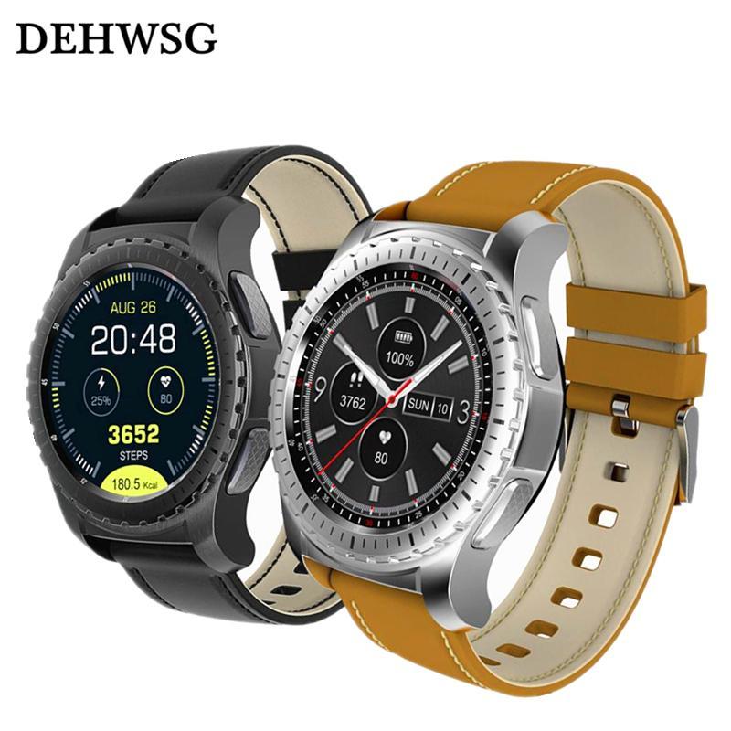 Reloj Sim Tarjeta Monitor Con Para Engranajes Cardíaca Cámara De Pro Anti G3 Frecuencia Perdida S3 Smartwatch Ranura Pk Remota Tf Inteligente zSMpUV