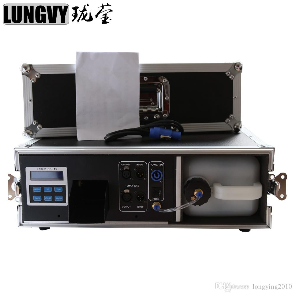 900W Mist Haze Machine Fog Smoke Machine Professional Mist Stage Equipment Use Water Fog Oil Special For DJ DMX