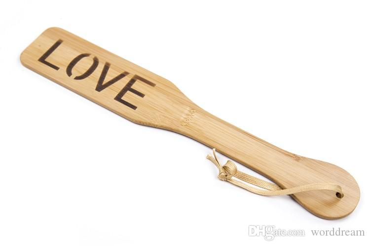 Bamboo Paddle Bdsm Fetish Sex Whip Flogger Ass Spanking Bondage Slave Fun Flirting Toys In Adult Games For Couples