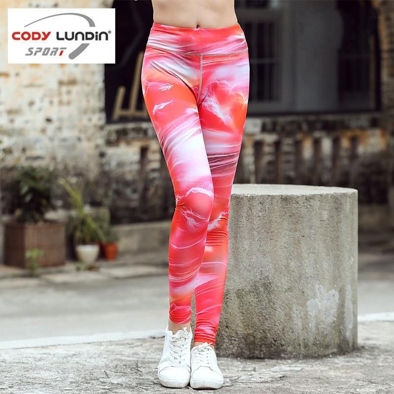 Acheter Legging Imprimé Léopard Sporting Femmes Fitness Pantalons Skinny  Élastiques Haute Mode Vêtements Pour Femmes Leggings D entraînement Push Up  De ... a3ed073ea37