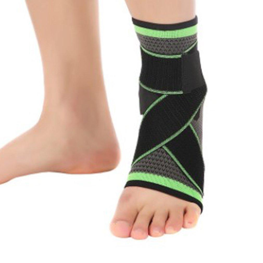 4010d66e14 2019 Foot Support Brace Single Wrap Compression Sleeve Stabilizer For  Arthritis Meniscus Patella Protector Running Men Women From Hongmihoutao,  ...