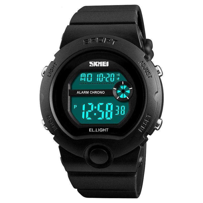 d41c20d68602 Compre Skmei Mujeres Led Reloj Impermeable Chrono Deportes Al Aire Libre  Relojes Hombre Mujer Alarma Digital Relojes De Pulsera Relogio Feminino  1334 A ...