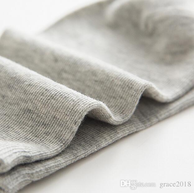 Men's Sports Socks Men cotton Elastic Breathable Basketball Football Sports Sock Running Ankle Socks