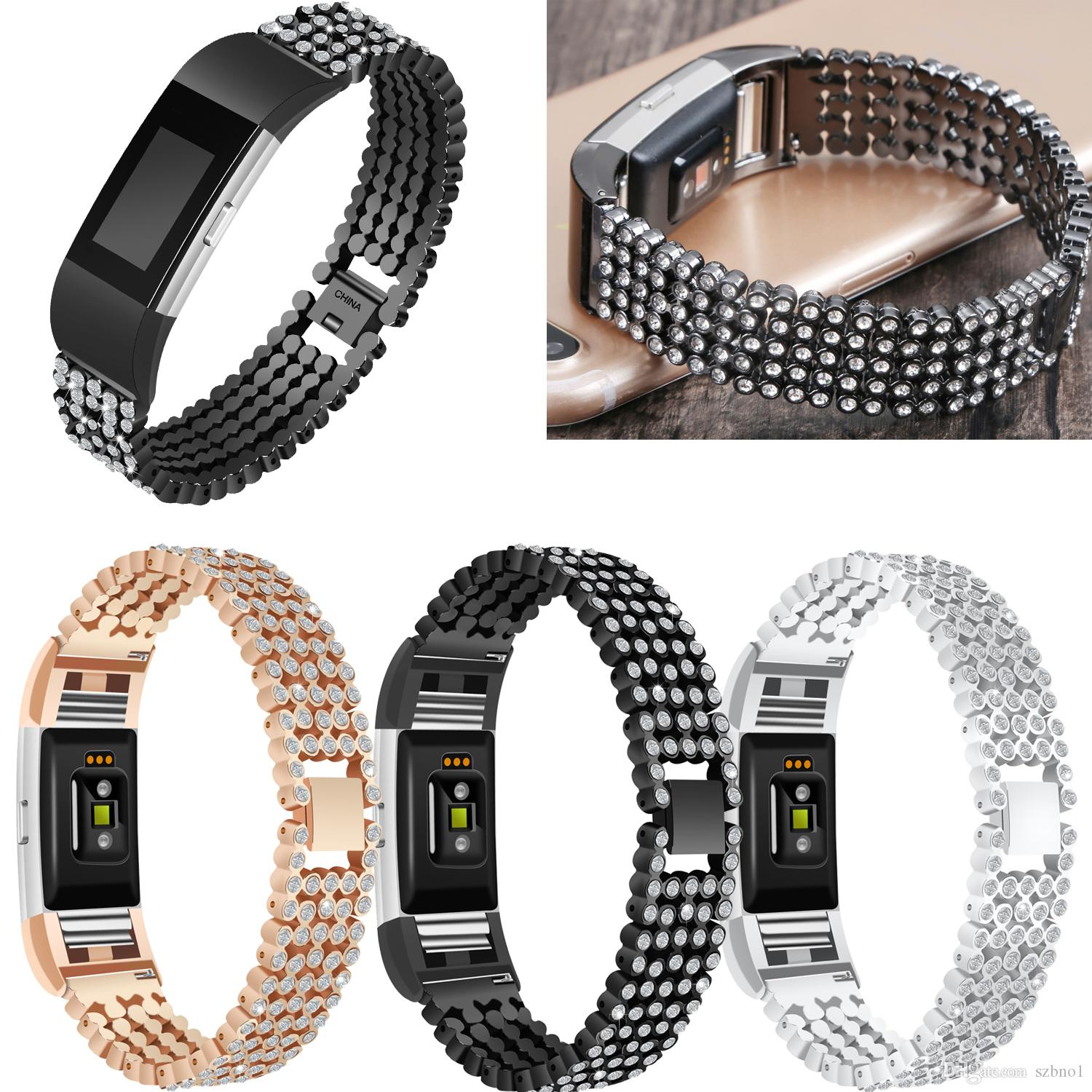 swarovski band gold a watch crystal elements black bling krkm rose bezel bands on chrome mega w listing apple case il