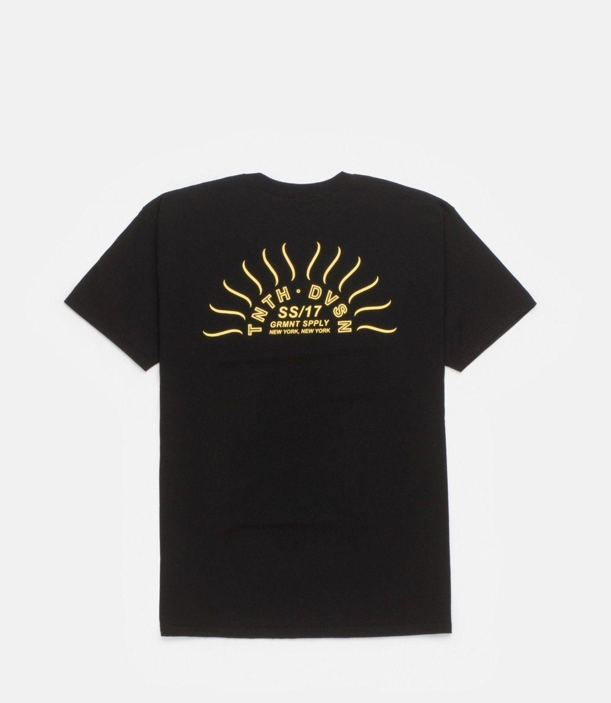 90a2b122 10 DEEP SUNRISE S/S TEE BLACK MADE IN U.S.A. R Shirt Political Tee Shirts  From Amesion98, $12.08| DHgate.Com