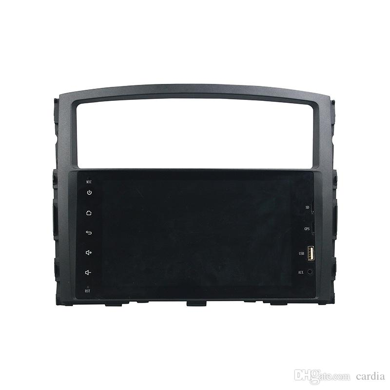 Car DVD player for MITSUBISHI PAJERO 2006-2012 8Inch Octa-core full touch Andriod 8.0 with GPS,Steering Wheel Control,Bluetooth, Radio