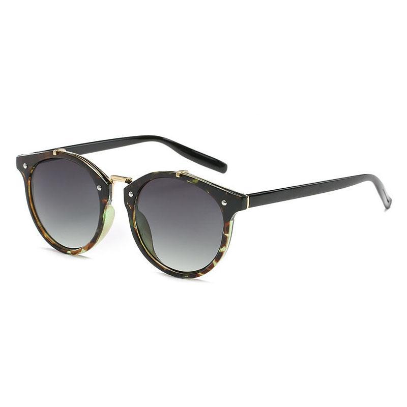11580d29e Compre Retro Oceano Lentes De Tartaruga Mulheres Óculos De Sol Do Vintage  Azul Gradiente Shades Óculos De Sol Feminino Vogue Ladies Vidro Espelhado  CAAE05 ...