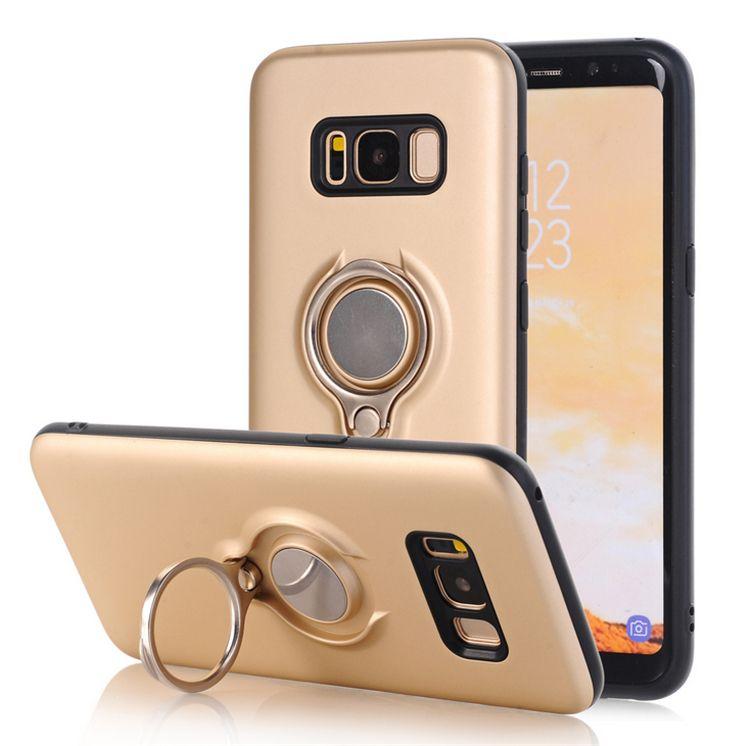 more photos 95507 6fe1a 360 Ring Holder Magnetic Back Cover Hybrid slim Armor Kickstand Case for  Samsung Galaxy S7 Edge J7 Core Plus G530 Grand Prime J2 Prime G532