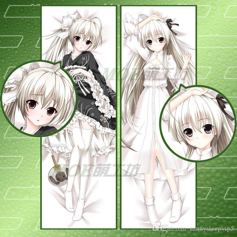 Recommend new anime peripheral Y056 edge of empty life-size pillowcase to figure custom wholesale hold pillow