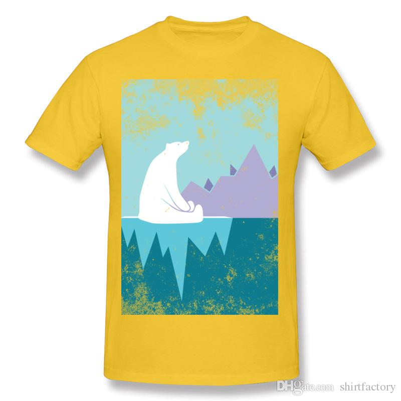 Fashion Men's 100% Cotton Fabric The Sky The Sea Tee-Shirts Men's Round Collar Purple Short Sleeve T Shirts Plus Size Personality Tee-Shirts