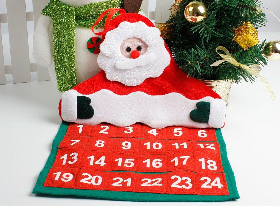 Toilet paper roll santa claus diy christmas ornaments diy