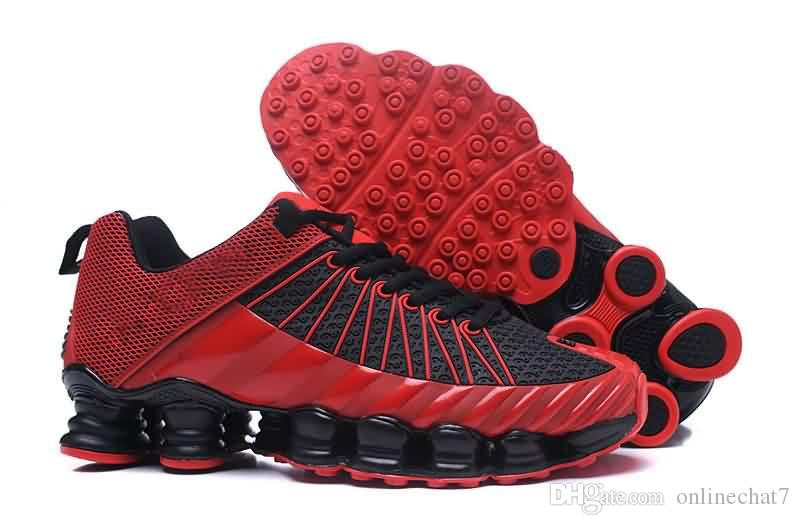 87a768bddc0e44 2018 Mens Shox Tlx Running Shoes Chaussures Homme Shox Tlx Man ...