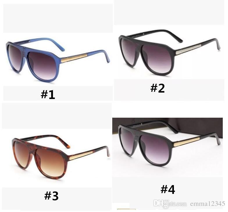 c96e094e18 2018 High Quality Polarized Lens Pilot Fashion Sunglasses For Men ...