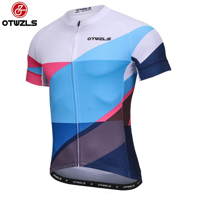 b805212fa 2018 Men Cycling Jersey Summer Short Sleeve MTB Bicycle Clothing Pro ...