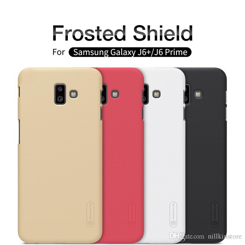 Protection Mobile Coque Arriere Pour Samsung Galaxy J6 Plus J6