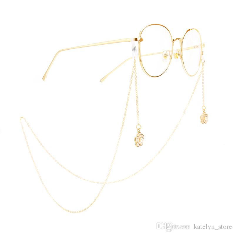 939fbe7201a3 2019 Mountain Camellia Eyeglasses Chain Alloy Glasses Chain Sunglasses  Accessories Sale From Katelyn store