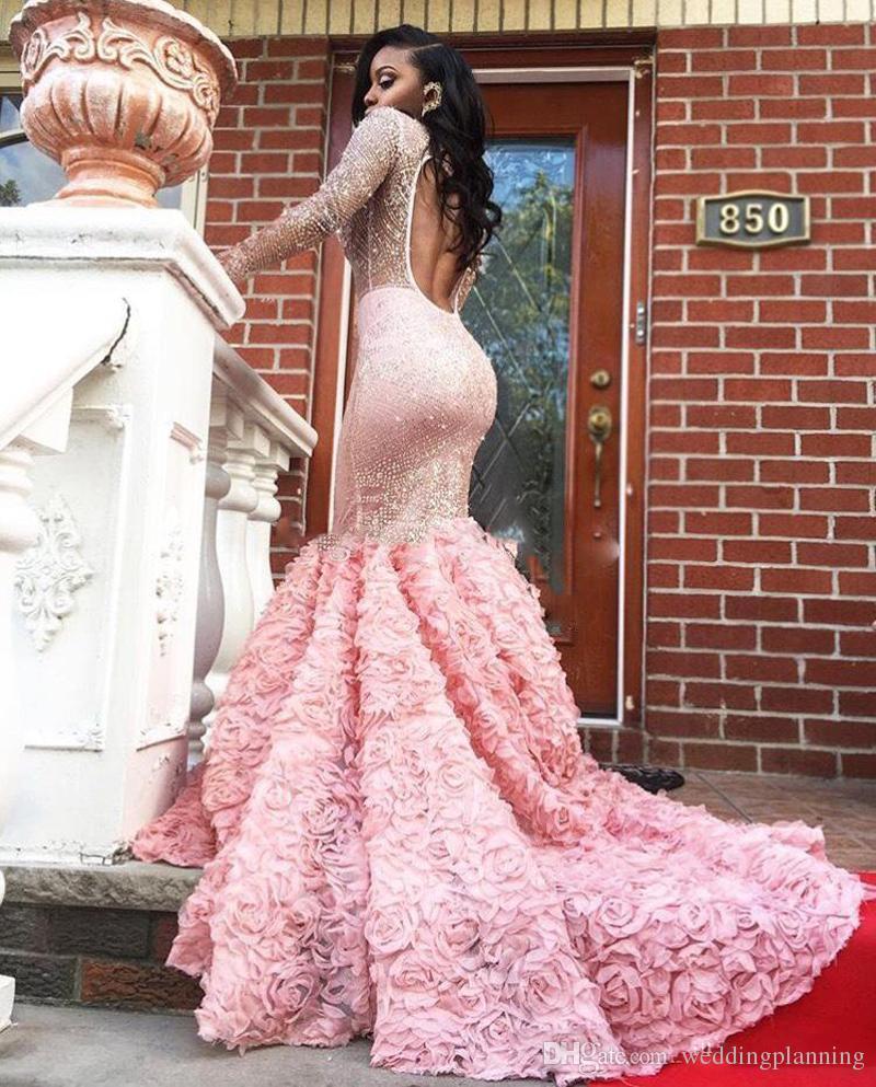 Elegante Sweetheart cinghie di pizzo Appliqued Sheer Side Low Back Organza Mermaid abiti da sposa Backless Sexy abiti da sposa Custom Made