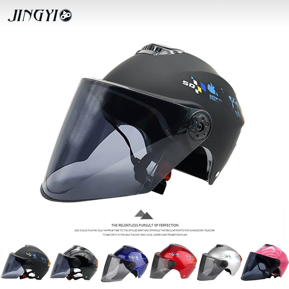 Motorcycle helmet vintage moto helm bike visor scooter bull shield motocross helmet capacete motocross motorcycle motorcycle helmet speakers motorcycle