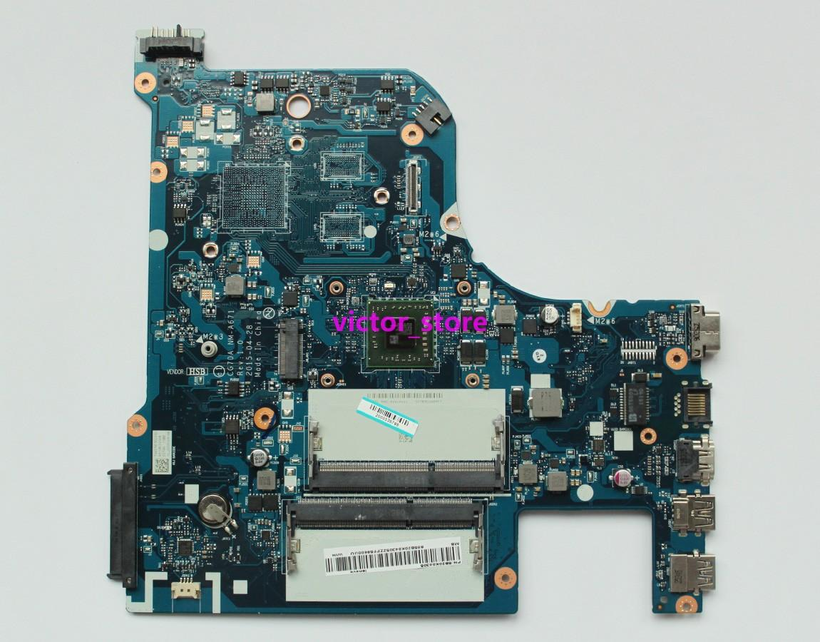 Free Shipping for Lenovo G70-35 5B20K04305 A6-6310 UMA CG70A NM-A671 Laptop Notebook Motherboard Mainboard Tested