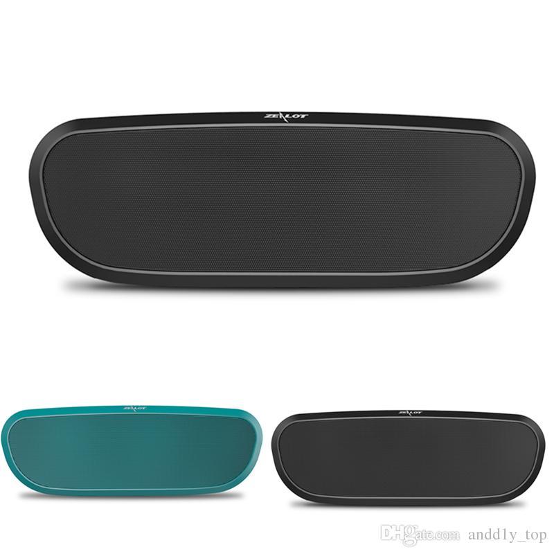 ZEALOT S9 Portable Wireless Bluetooth 4.0 Speaker Support TF Card AUX U Disk FM Outdoor Bass 3D Stereo Speaker