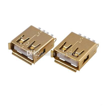 Magnificent Usb 2 0 Interface Usb Socket Vertical Wire Type Gold Plated Female Wiring 101 Capemaxxcnl