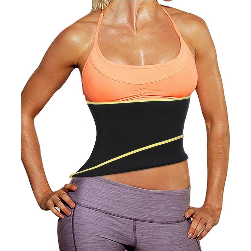 335d5a4069c Junlan Slimming Belt Neoprene Corset Waist Trainer Body Shaper for Weight  Loss Women Shapewear Modeling Strap Reduce Bodysuit Body Shaper Waist  Trainer Body ...