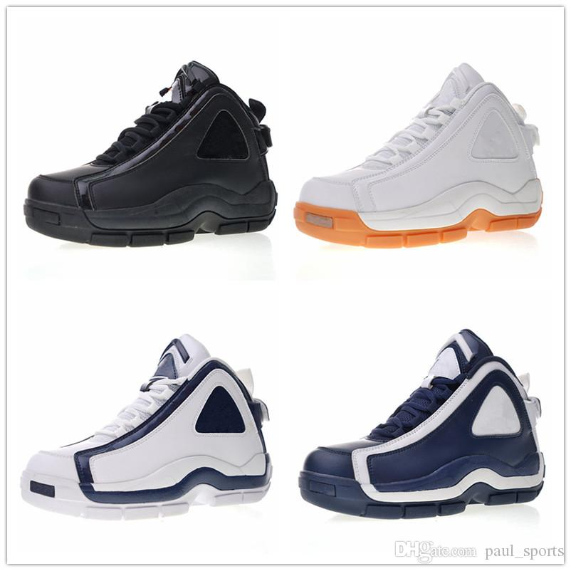 a2777b21cd3b Grant Hill II Culture Basketball Shoes USA White Blue Red Navy Yellow Gum  Chaussures For Top Quality Men Women Classic Sneakers Size 36 45 4e  Basketball ...