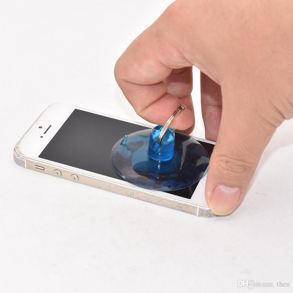 Wholesale 5.5cm Blue Suction Cup High Quality Repair Separate Tools for Phone LCD Screen Tablet PC