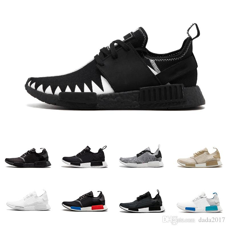 new arrival 49fe8 a9c64 Compre Adidas NMD R1 Oreo 2019 Best Mens Runner Nbhd Primeknit OG Triple  Negro Camo Zapatillas Para Hombre Para Mujer Zapatillas Nmds Runners Xr1  Sports ...