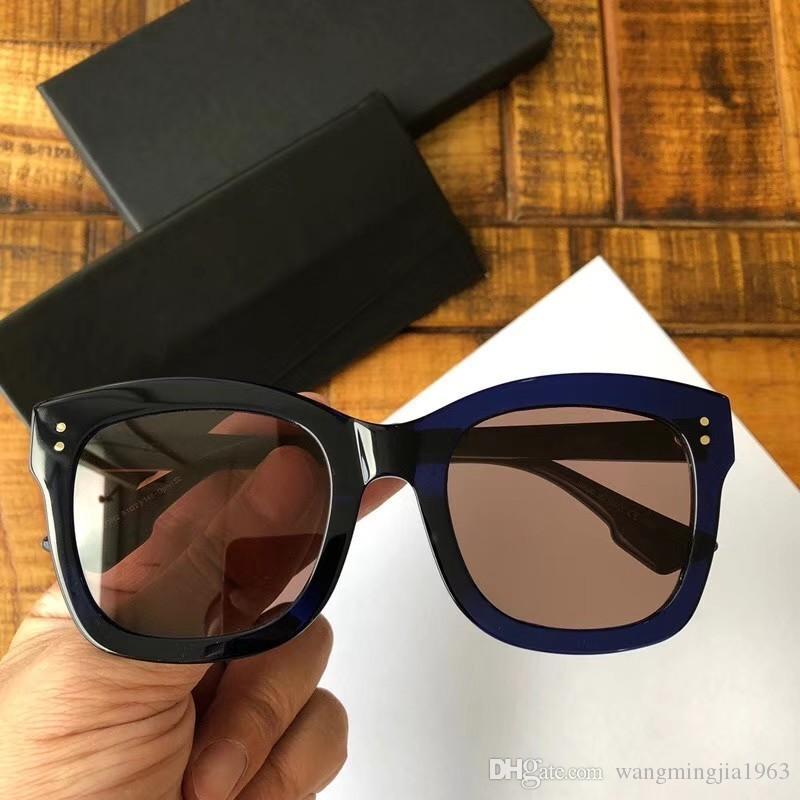 Kadınlar için yeni tasarımcı güneş gözlüğü lüks güneş erkekler güneş gözlükleri kadın erkek marka tasarımcısı gözlük moda güneş gözlüğü óculos IZON2