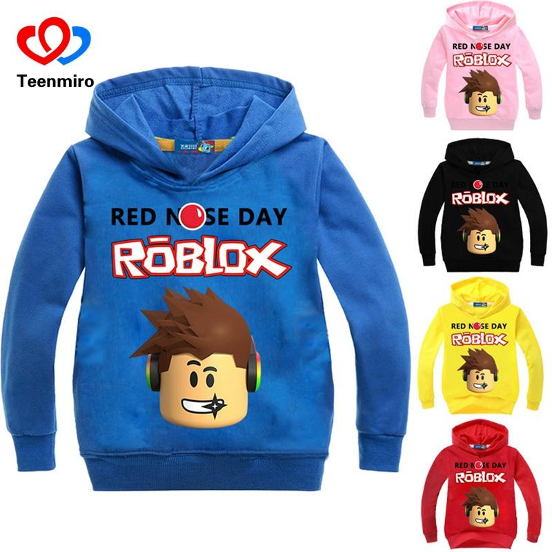 Sweat Red Roblox T Shirts Filles Nose Pour Shirt Acheter Day