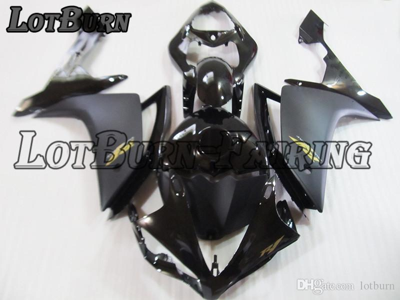 Motorcycle Fairing Kit Fit For Yamaha YZF R1 YZF-R1 YZF1000 R1 2007 2008 07  08 Fairings kit High Quality ABS Plastic Injection Molding C721