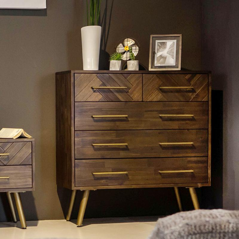 Superbe 2018 Bucket Cabinet Side Storage Locker Bookcase Nordic Modern Bedroom  Living Room Solid Wood Chest Of Drawers From Loveinhome, $701.51 |  DHgate.Com