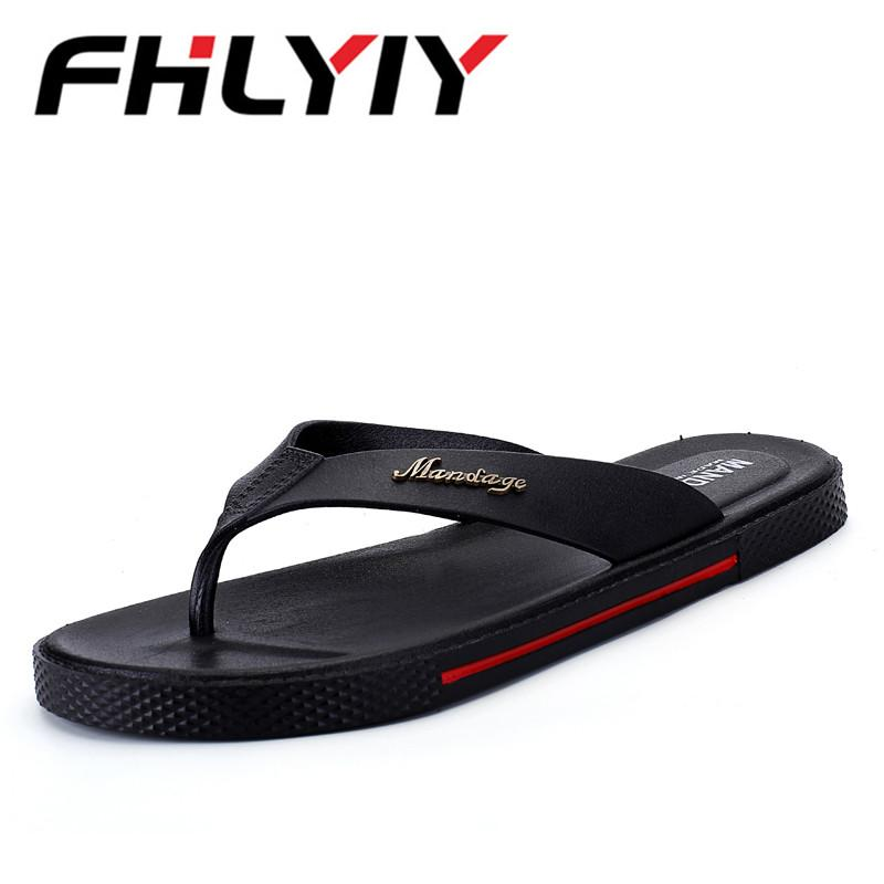 2e3aa4a2c990d1 Hot Sale Summer Light Shoes Flip Flops Men Slipper Male Flat Breathable Beach  Slippers Zapatillas Hombre Flip Flop Slippers Rain Boots From Mkfobia
