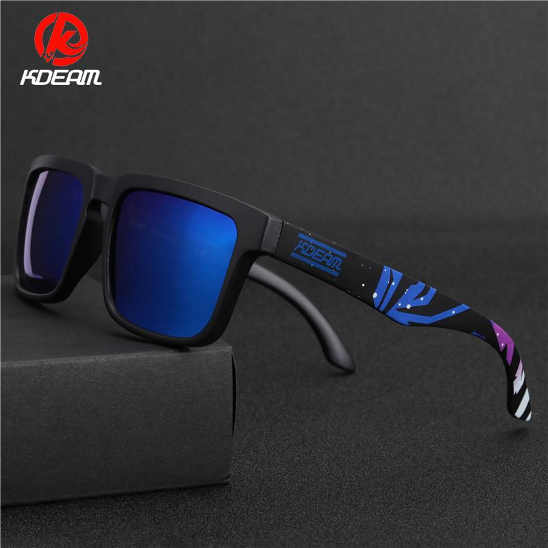Women Men Trendy Styles Driver Driving Fishing Surfing Mirrored Polarized Sunglasses HD Sport Eyewear Sun Protect Glasses Shades