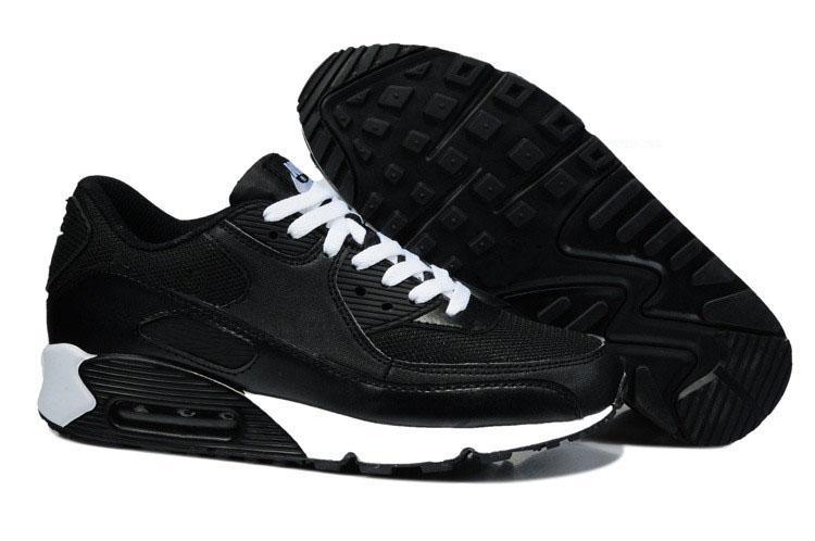 2018 رجل حذاء رياضة كلاسيكي 90 رجل يبيطر حذاء أسود أحمر أبيض رياضة مدرب سادة سطحيّ تنفس رياضة حذاء 40-45