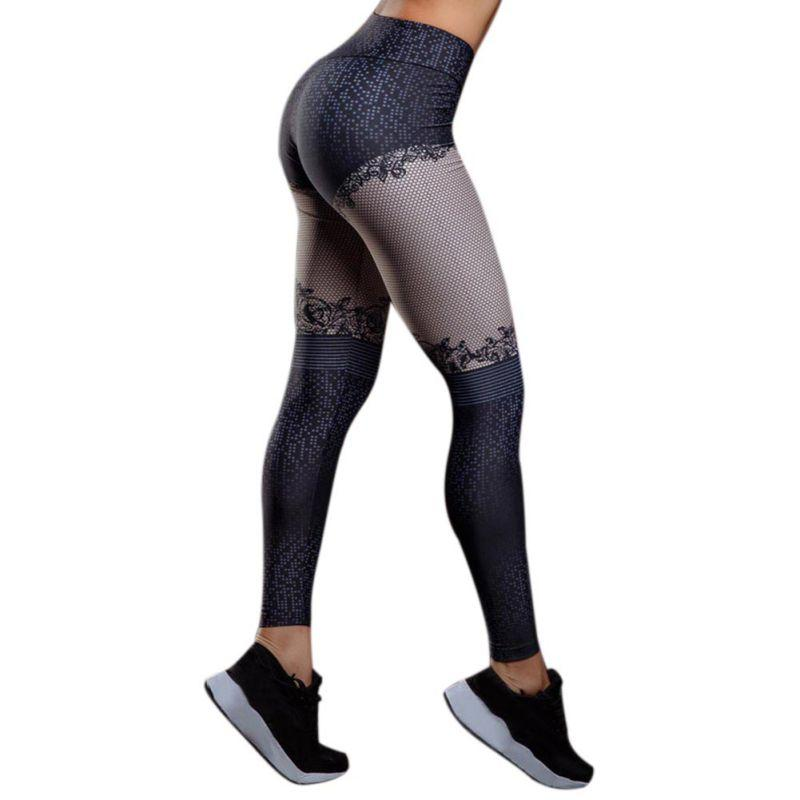 f68a9aad0fb 2019 2018 Spring Summer Fashion High Waist 3D Leggings Women Sexy Hip Push  Up Pants Legging Printed Jegging Gothic Leggins From Watchlove