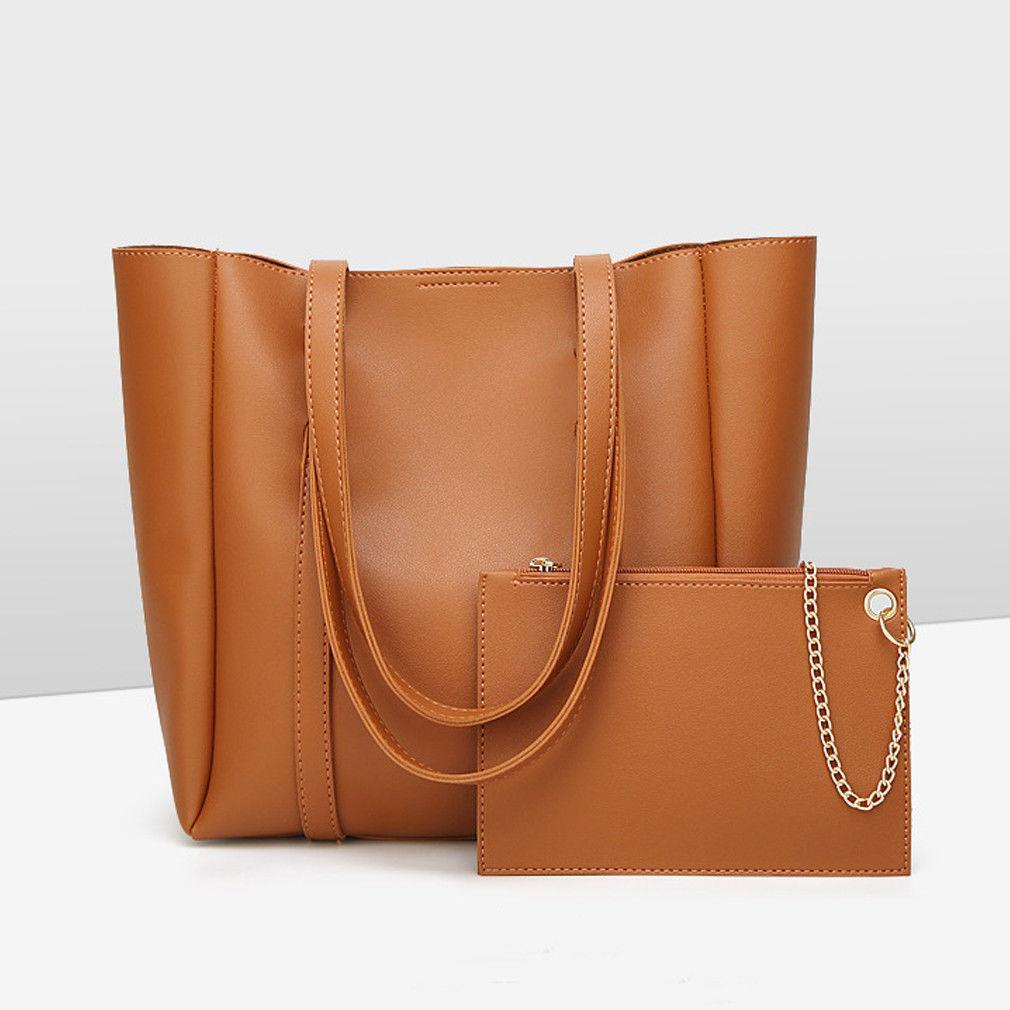 Women s Pu Leather Handbags Luxury Lady HandBags With Purse Women ... 140cf1f4dc3c3