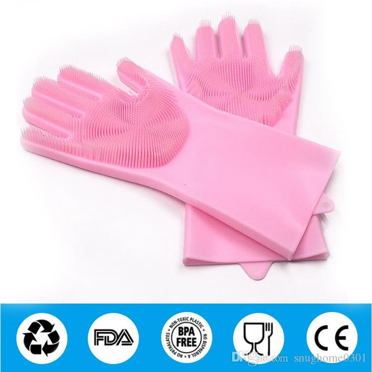That would cleaning gloves latex rubber scrubbing shower