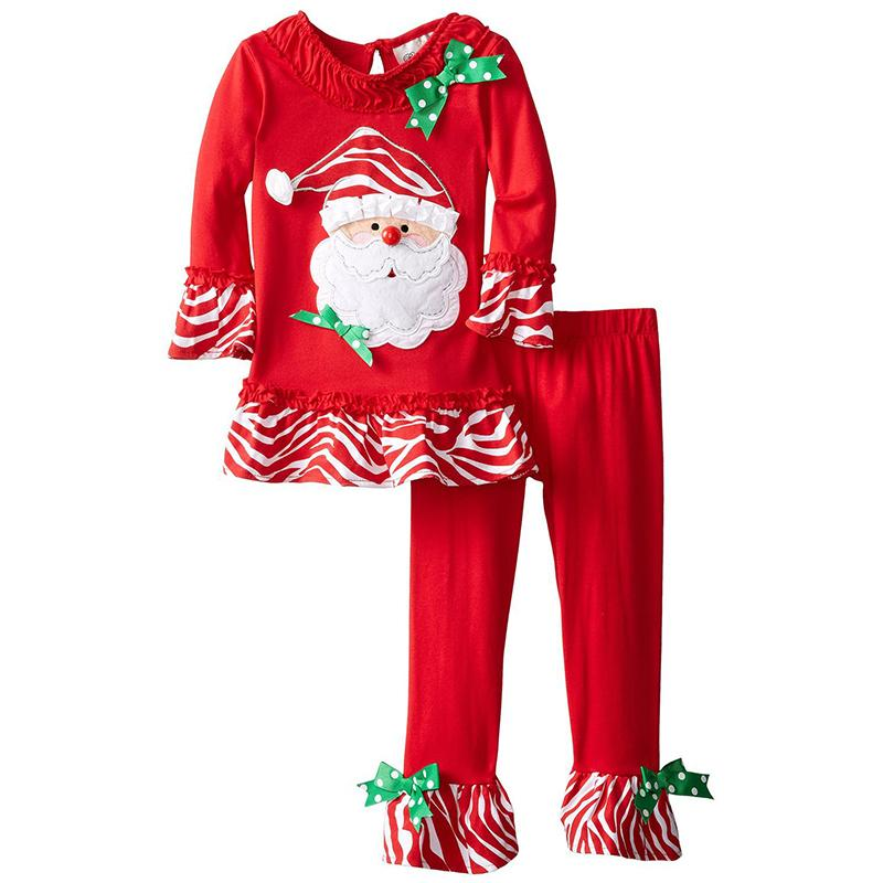 Christmas Pajamas For Girls Soft Cotton Long Sleeve Pyjamas Kids Girls Santa  Claus Snowman Christmas Pajamas Sets 6 10Y Boys Christmas Pjs Kids Christmas  ... 6d9571e33