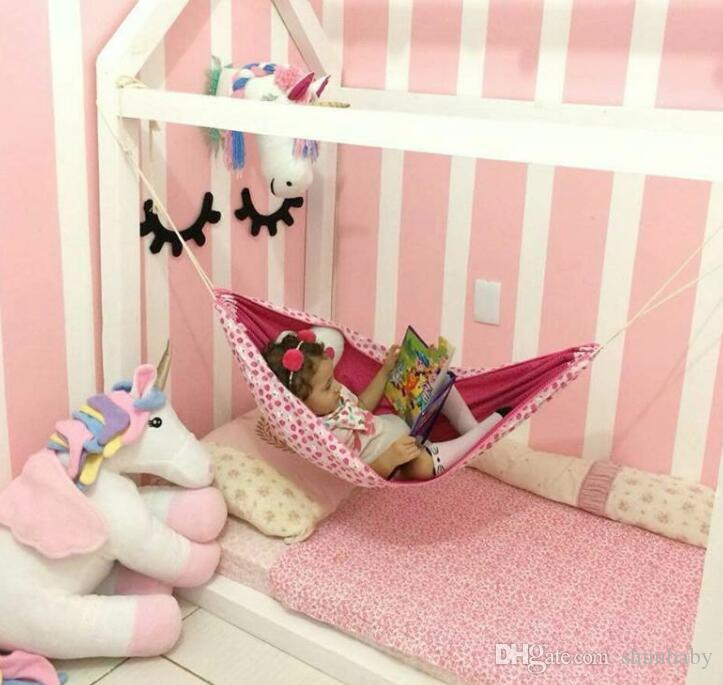 0cdf8ce778ec7 New Safety Baby Swing Hammock Infant Bed Sleeping Portable Folding Infant  Crib for Newborn Baby Swing Hammock Baby Sleeping Bag Folding Hammock  Online with ...