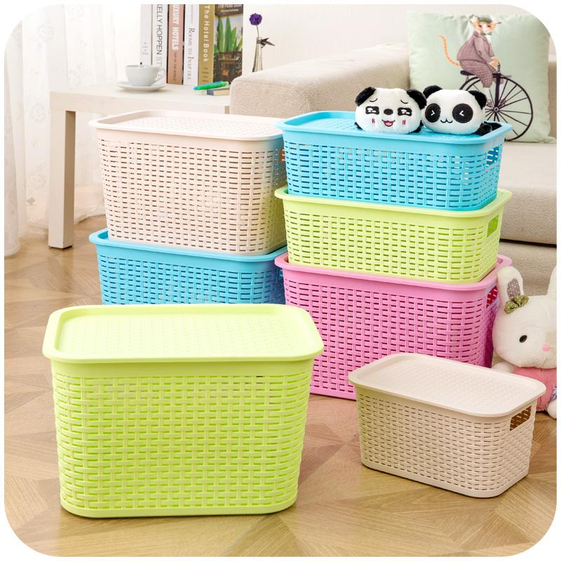 2018 Rattan Debris Storage Box Glove Box, Desktop Stackable Storage Basket  From Starch, $21.0 | Dhgate.Com
