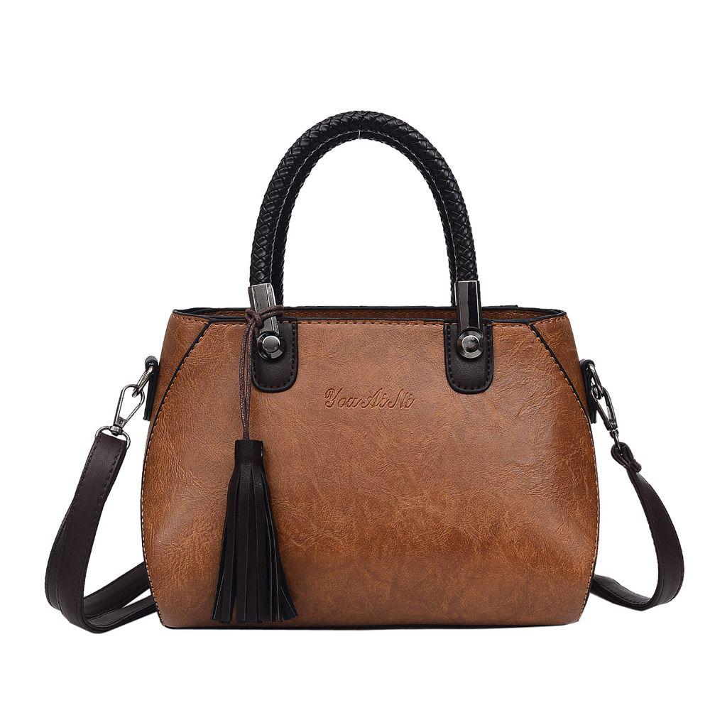 6ffe85875b 2019 Fashion HENGJIALI Crossbody Bags For Women Summer New Fashion Lady  Handbag Trend Slanting Beach Bag Female Bag Shoulder Bag Briefcase Leather  Backpack ...