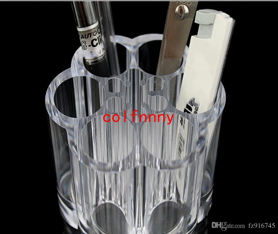 50 pçs / lote Frete Grátis 5 ml Mini Rolo Em Garrafas De Vidro De Óleo Essencial De Metal Roller bola Fragrância Garrafa de Perfume Recarregável