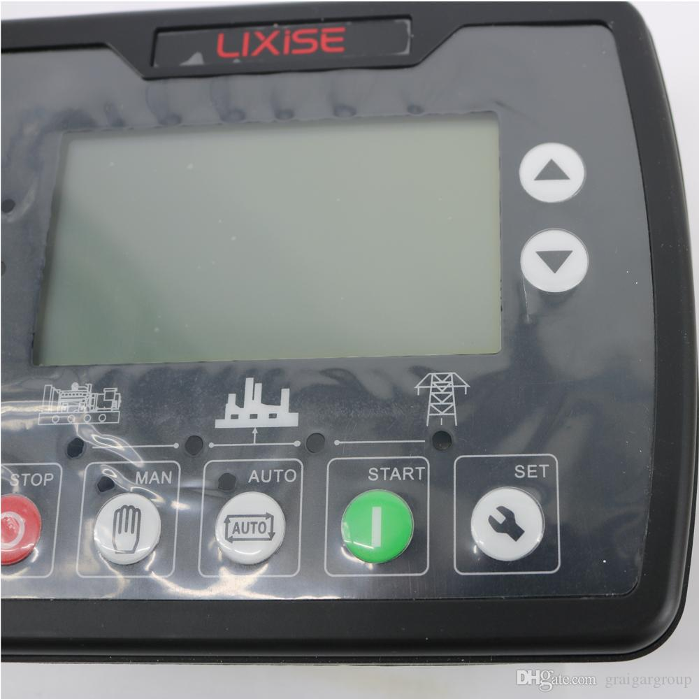 LXC3920 Engine Generator ATS Controller Speed Raise Control and Speed Drop Control