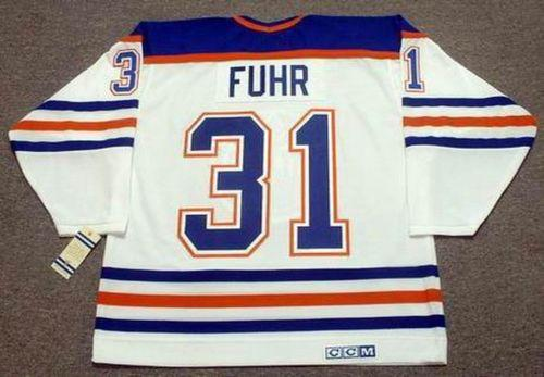 2018 Wholesale Cheap Grant Fuhr Edmonton Oilers 1984 Ccm Vintage Home  Hockey Jersey All Stitched Top Quality Any Name Any Number From Probowl 8d323ca84
