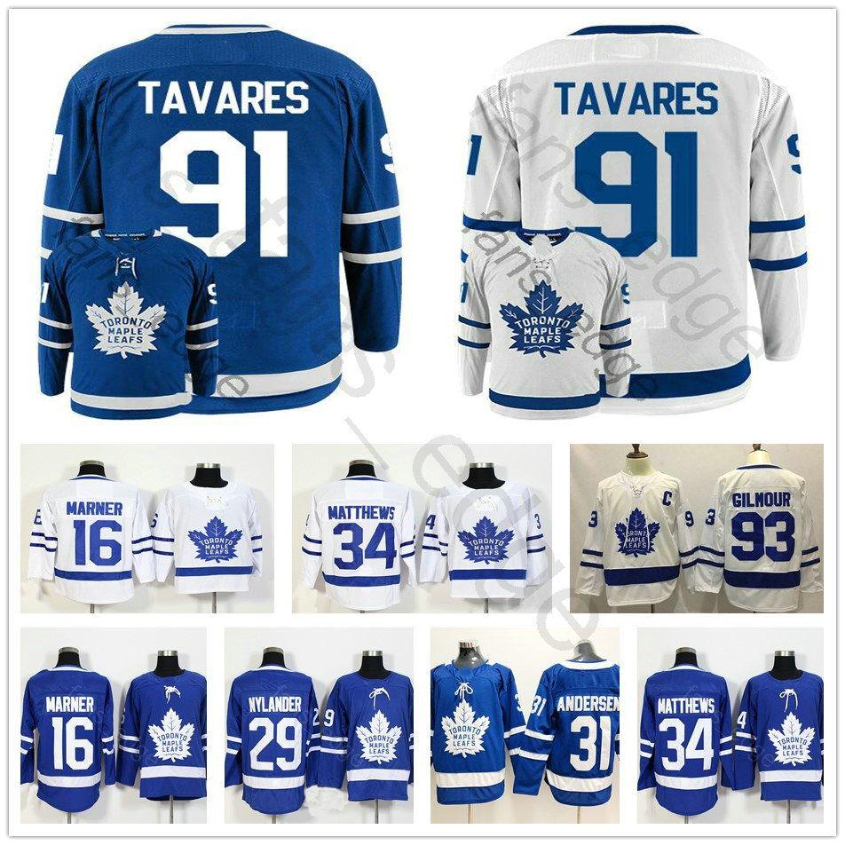 2018 New Player John Tavares Toronto Maple Leafs  91 John Tavares ... 9b516a4e2