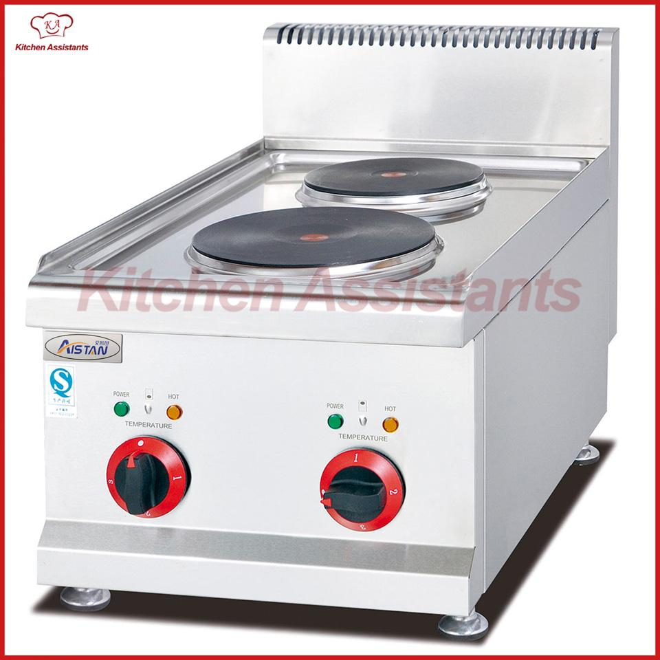 EH637 Electric 2 Hot PlateRound of Kitchen Equipment Hot Plate ...